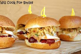 thanksgiving leftovers sliders will cook for smiles