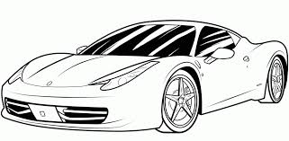 Coloring Car Colouring Games Cars Coloring Pages Printable Of Car Coloring Pages Printable For Free