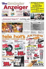 Esszimmerst Le Gemischt Der Gmünder Anzeiger U2013 Kw 19 By Sdz Medien Issuu