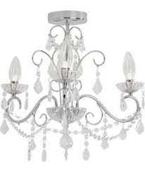 buy belize 10 light ceiling fitting silver at argos co uk your