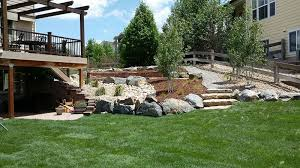 J S Landscaping by Custom Landscaping Services Colorado Landscape Design