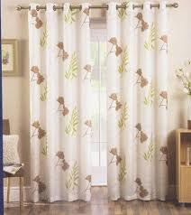 Patio Door Curtains Ada Eyelet Dress Curtain In Voile Patio Door Curtains Net