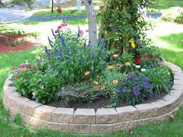 lawn u0026 garden modest small flower beds designs top design ideas
