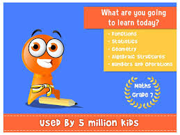itooch 7th grade math android apps on google play