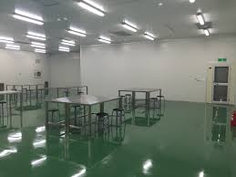 cleanroom epoxy and polyurethane floors in hudson wi