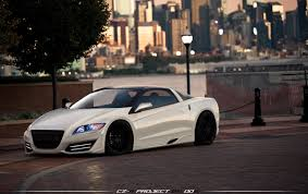 stanced honda honda cr z by thedesign05 on deviantart