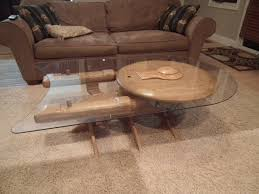Clock Coffee Table by Coffee Table With Speaker Legs Craziest Gadgets