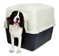 Petsmart Igloo Dog House Amazon Com Petmate Barnhome 3 50 90lbs Dog Houses Pet Supplies