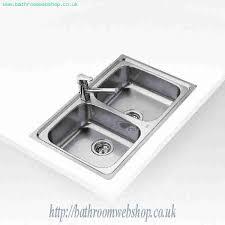 inset kitchen sink stainless steel kitchen sinks inset teka basico 79 2b inset