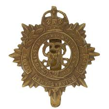 Royal Army Service Corps   National Army Museum National Army Museum Cap Badge  Royal Army Service Corps  c