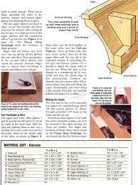 Kitchen Furniture Plans Pallet Furniture Plans Jeremiah