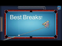 8 pool best breaks 9 breaks