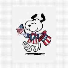cozyconcepts crochet afghan pattern graphs snoopy waving american