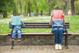 kids reading bench why you need to listen to your child joe mcgee ministries
