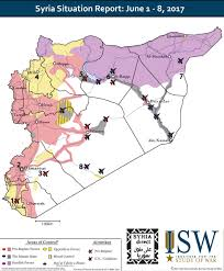 Palmyra Syria Map by The Future Partition Of Syria U2013 An Overview