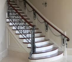 Banister Repair Custom Railing Staircase Louisville By Maynard Studios