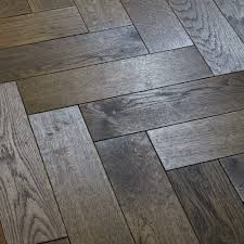rustic parquet stained and woca solid wood flooring
