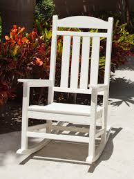 Recycled Plastic Rocking Chairs Polywood Outdoor Rocking Chair Polywood Presidential Rocker