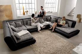 Sofa And Sectional Sofas And Sectionals With Oversized Sofa With Reclining Sectional