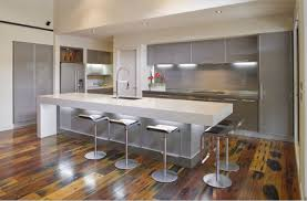 perfect modern kitchen island with seating by modern kitchen with