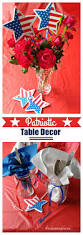 Fourth Of July Table Decoration Ideas Patriotic Table Decor The Gardening Cook