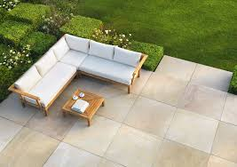 garden slabs application that will match to house ideas latest