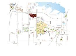 area map carillon southlake