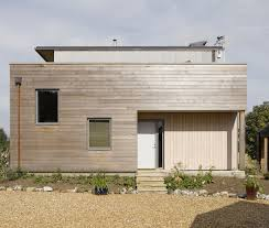 wood cladding the self builder