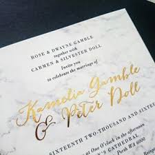 foil sted wedding invitations gold foil wedding invitations au popular wedding invitation 2017