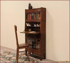 Ideas For Maple Bookcase Design Writing Desk For Bookcase Home Design Ideas For Writing Desk With