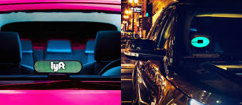lyft light up beacon uber is fixing a major ux issue using your favorite color