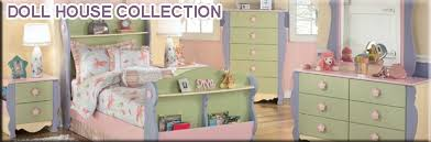 Ashley Signature Bedroom Furniture Ashley Signature Design Doll House Collection For Girls