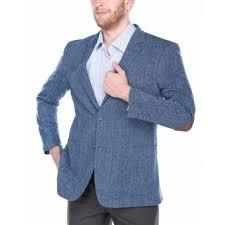 light blue jacket mens blue sportcoats blazers for less overstock