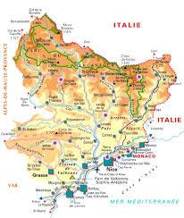 Antibes France Map by Carte Des Alpes Maritimes Cartes De Villes Pays Lieux