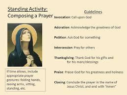 christian prayer session 1 prayer in the christian ppt