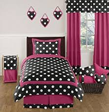 Girls Jungle Bedding by Amazon Com Pink And Green Girls Jungle Kids Bedding 4pc Twin Set