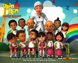 Upin Ipin Ef 14 Take A Lesson From Upin Ipin Series Pradita Maulia