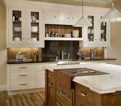 butcher block kitchen traditional with white cabinets white stove butcher block kitchen traditional with marble backsplash wood backsplash