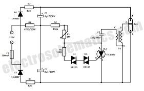 strobe light circuit diagram u2013 readingrat net