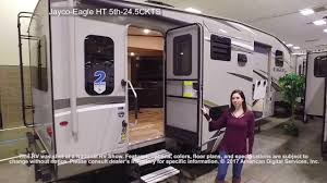jayco eagle ht 5th 24 5ckts youtube