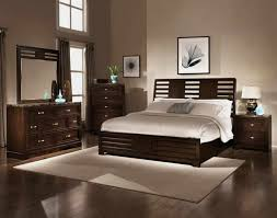 bedroom paint colors with dark brown furniture photos on lovely