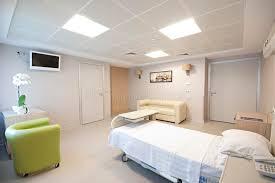 chambre prive intérieur privé de chambre d hôpital image stock image du