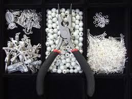 rosary kits linked rosary kits makes 12 rosaries white no pliers