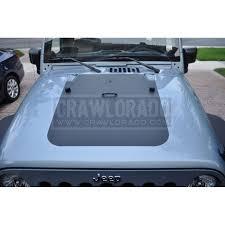 jeep hood stickers jk hood blackout