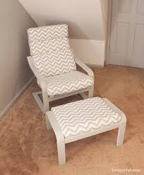 Recover Patio Chairs Ikea Poang Chair Recover How Joyful These Look Like My Patio