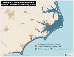 Map Of North Carolina Coast Blog Nccatch