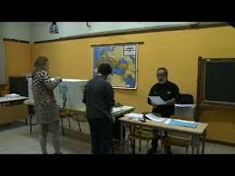 ouverture des bureaux de vote italie ouverture des bureaux de vote