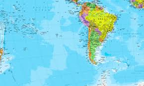 Guatemala World Map by Highly Detailed Physical World Map By Cartarium Graphicriver