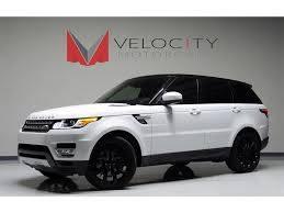 land rover car 2014 2014 land rover range rover sport supercharged for sale in