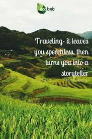 He who would travel happily must travel light Quote Travel